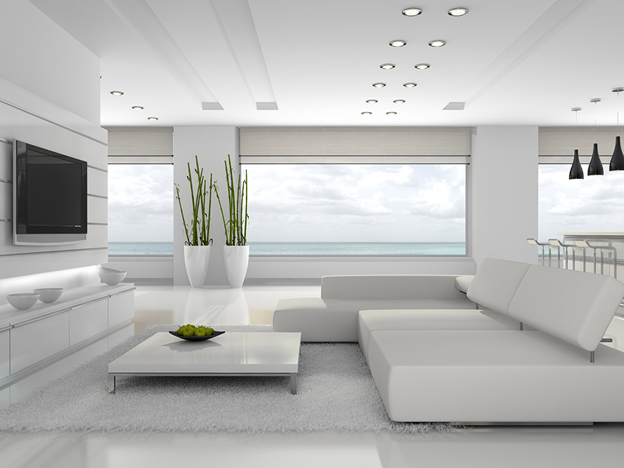White-Simplistic-Room